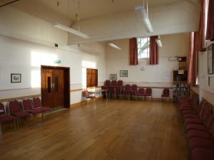 Thornton-le-Beans Village Hall main Hall